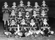 Sale 8754A - Lot 82 - Norths Rugby Union Team, 1965 - 22 x 31cm