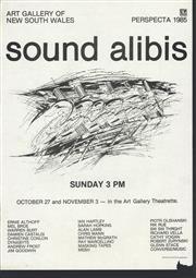Sale 8766A - Lot 5010 - Piotr Olshanki - Art Gallery New South Wales 'Sound Alibis' lithograph