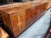 Sale 8908 - Lot 1015 - Art Deco Sideboard
