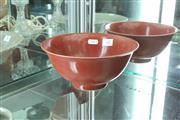 Sale 8308 - Lot 39 - Large Sang de boeuf Bowl