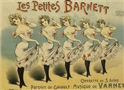 Sale 8765 - Lot 1077 - Charles Levy - Les Petit Barnett 54 x 74cm