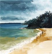 Sale 8713 - Lot 534 - Cheryl Cusick - The Cove 101.5 x 101.5cm