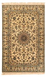 Sale 8715C - Lot 154 - A Persian Nain From Isfahan, 100% Wool Pile , 195 x 122cm