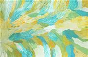 Sale 8787A - Lot 5029 - Gloria Petyarre (c1945 - ) - Bush Medicine Leaves, 2013 130 x 202cm