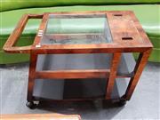 Sale 8908 - Lot 1025 - Art Deco Tea Trolley