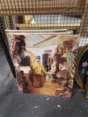 Sale 8924 - Lot 2083 - Set of Four Giclée Canvas Prints