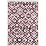 Sale 8915C - Lot 46 - India Taj Damask Design Carpet, 249x178, Bamboo Silk