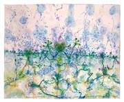 Sale 8451E - Lot 5010 - John Olsen (1928 - ) - Frog Celebration 68 x 82cm (frame size: 85 x 94cm)