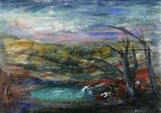 Sale 8787A - Lot 5030 - David Boyd (1924 - 2011) - Judge from Behind, 1963 34 x 48.5cm