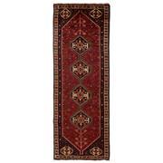 Sale 8915C - Lot 47 - Persian Nomadic Fine Qashgai, 105x290cm, Handspun Wool