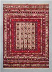 Sale 8499C - Lot 22 - Persian Sumak 200cm X 115cm