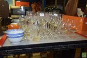 Sale 8509 - Lot 2202 - Collection of Glasses, Oriental Ceramics, etc