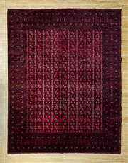 Sale 8559C - Lot 9 - Afghan Turkman 350cm x 250cm