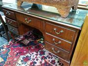 Sale 8601 - Lot 1440 - Queen Anne Style Desk