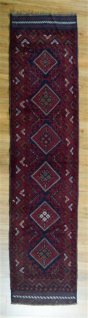 Sale 8617C - Lot 26 - Persian Baluchi 250x60
