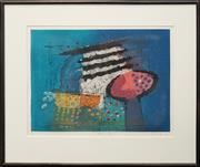 Sale 8655 - Lot 2029 - Artist Unknown - Palatial II, 45.5 x 60cm (frame: 73.5 x 86cm)