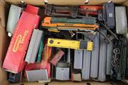 Sale 8827T - Lot 669 - Model Train Pieces