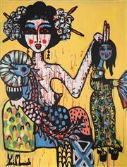 Sale 8880A - Lot 5007 - Yosi Messiah (1964 - ) - Baby Dragon 102 x 76 cm