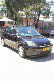 Sale 8476V - Lot 5001 - 2007 Ford Fiesta Sedan                                                              Single Owner...