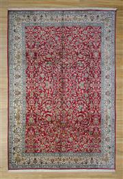 Sale 8559C - Lot 10 - Super Fine Kashmiri Silk 270cm x 185cm