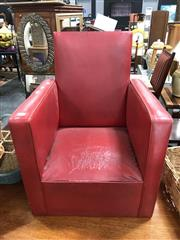 Sale 8822 - Lot 1287 - Art Deco Childs Club Chair