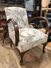 Sale 8822 - Lot 1875 - Art Deco Armchair