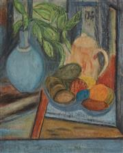 Sale 8908A - Lot 5002 - Desiderius Orban (1884 - 1986) - Still Life with Fruit 49.5 x 42 cm