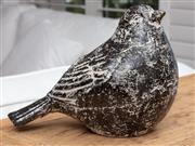 Sale 9023H - Lot 25 - A pottery bird L-18cm