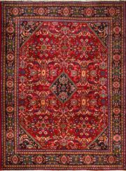 Sale 8380C - Lot 24 - Persian mashad 385cm x 295cm