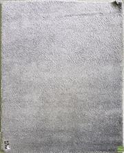 Sale 8620 - Lot 1037 - Modern Grey Hand Tufted Rug (195 x 133cm)