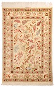 Sale 8715C - Lot 178 - A Persian Very Fine Qom, 100% Pure Silk On Silk , 147 x 95cm