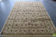 Sale 8289 - Lot 1024 - Persian Tabriz Style Rug (285 x 200cm)