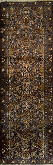 Sale 8353C - Lot 91 - Persian Baluch 290cm x 93cm