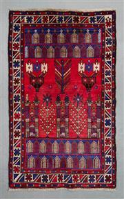 Sale 8499C - Lot 25 - Persian Baluchi 150cm x 85cm