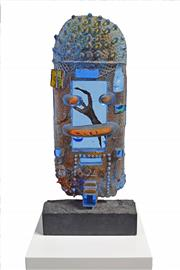 Sale 8597 - Lot 519 - Bertil Vallien (1938 -) - Entrance III 57 x 25cm (including base)