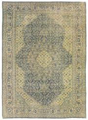 Sale 8725C - Lot 54 - A Vintage Persian Tabriz Carpet, Hand-knotted Wool, 305x220cm, RRP $7,500