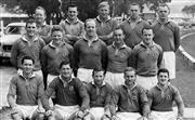 Sale 8754A - Lot 84 - Drummoyne Rugby Union Team, 1965 - 19 x 30cm