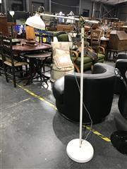 Sale 8809 - Lot 1017 - Modern Articulated Floor Lamp