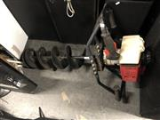 Sale 8819 - Lot 2210 - Lincoln Petrol Post Hole Digger