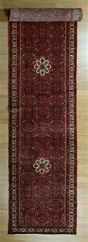 Sale 8617C - Lot 30 - Persian Husseinabad 530x97