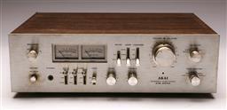 Sale 9136 - Lot 24 - Akai AM-2600 amplifier
