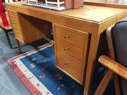 Sale 8723 - Lot 1053 - Loughborough Furniture Teak Dressing Table for Heals of London