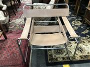 Sale 8822 - Lot 1564 - Wassily Style Chair