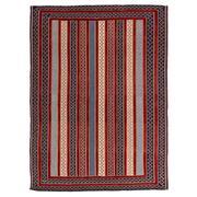 Sale 8830C - Lot 20 - A Persian Fine Mixed Weave in Handspun Wool 203x151 cm