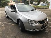 Sale 8934 - Lot 1001 - 2009 Volkswagen EOS Convertible VIN No: WVWZZZ1FZ9V019940 Reg No: BLY74Q