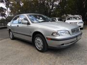 Sale 7943A - Lot 1600 - 1999 Volvo S40 - AUTO, ODO: 8109KM, VIN/CHASSIS: YV1VS14F6YF421996, ENGINE: B4181749323, PLATE: RB264, REGO: 20/09/2013