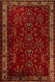 Sale 8455C - Lot 4 - Persian Shiraz 231cm x 158cm