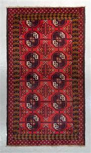 Sale 8499C - Lot 26 - Persian Baluchi 150cm x 85cm