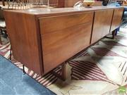 Sale 8435 - Lot 1019 - The Norton Sideboard with Four Solid Panel Doors & Three Drawers