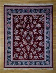 Sale 8559C - Lot 17 - Indian Kashan 305cm x 240cm